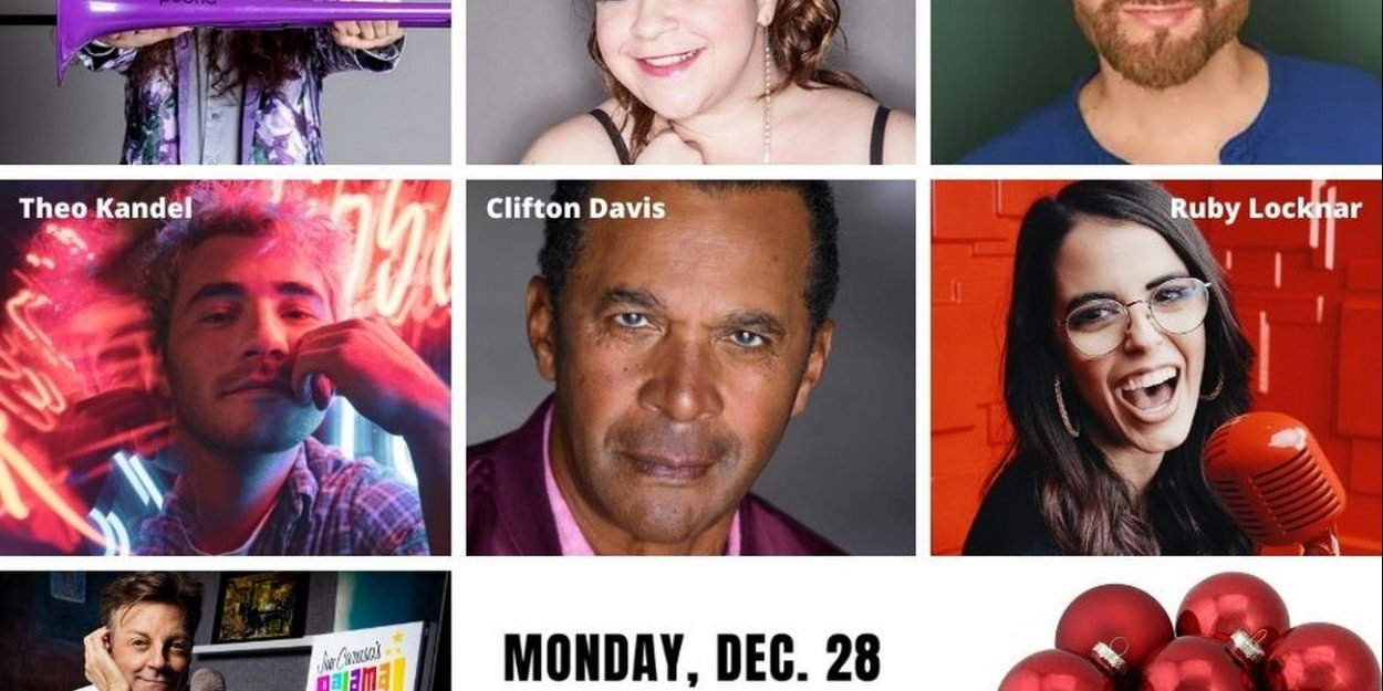 Jim Caruso's PAJAMA CAST PARTY Has A Holiday Lineup Worth Catching