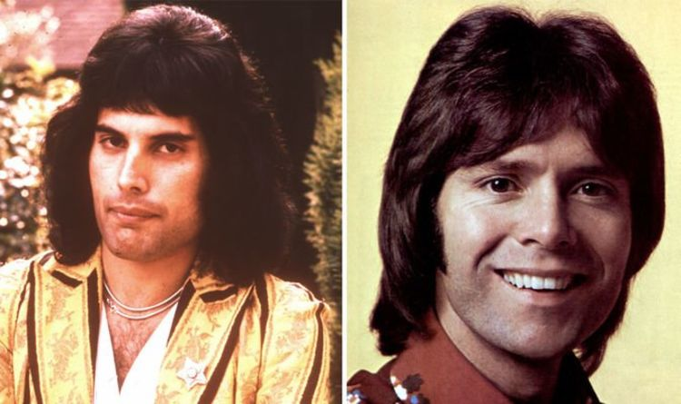 Freddie Mercury idolised Cliff Richard say Queen bandmates Brian May and Roger Taylor | Music