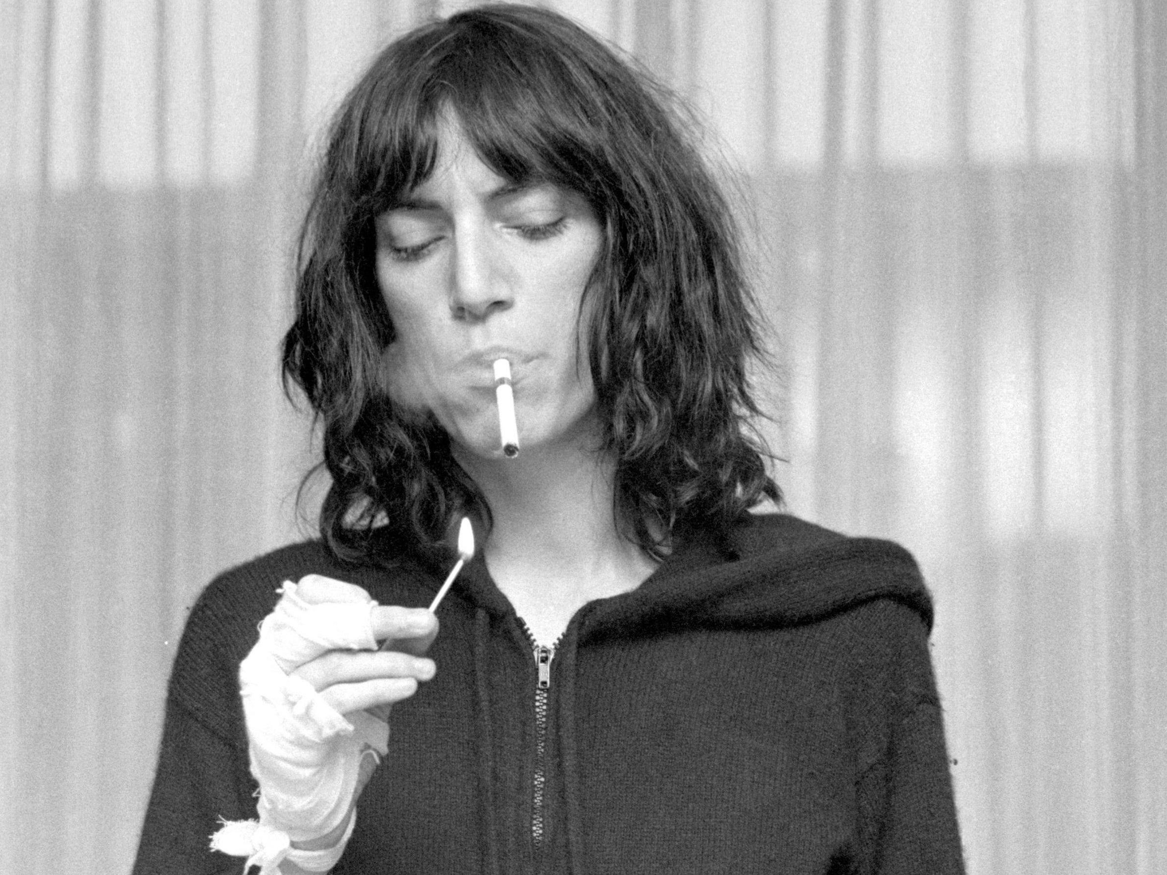 Patti Smith turns 74: Remembering when Allen Ginsberg bought the hungry punk-poet a sandwich