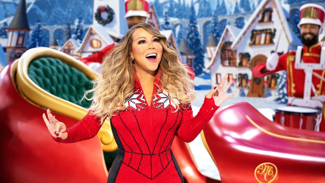 A record 39 holiday songs dominated the Billboard Hot 100 chart this week | Music