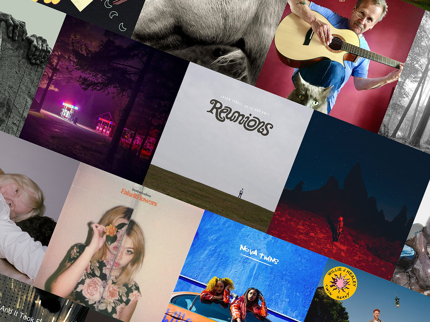 The Best Guitar Albums Of 2020 | Guitar.com