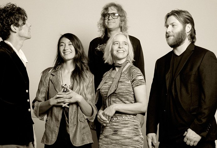 "The Besnard Lakes Shares Brilliantly Hued Animated Video for ""Feuds with Guns"""