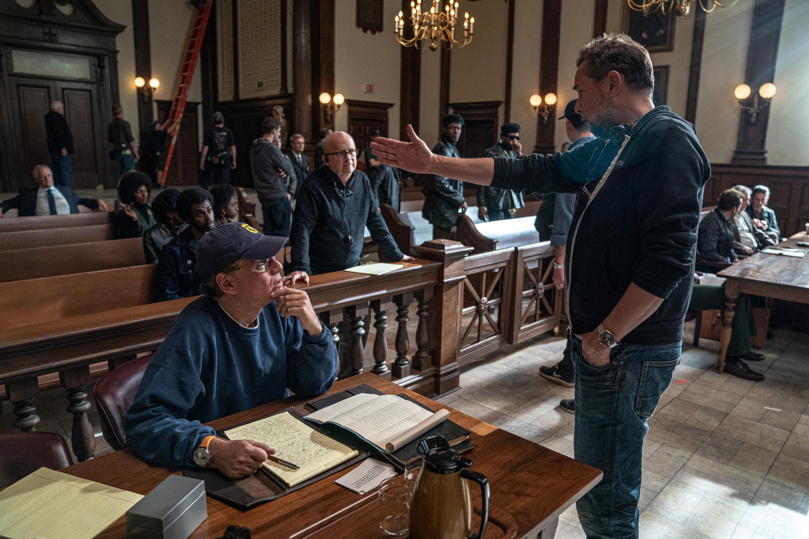 Deconstructing Aaron Sorkin's 'The Trial of the Chicago 7'