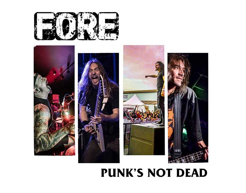 """FORE drop """"Today We Rise (No Tomorrow)"""" music video"""