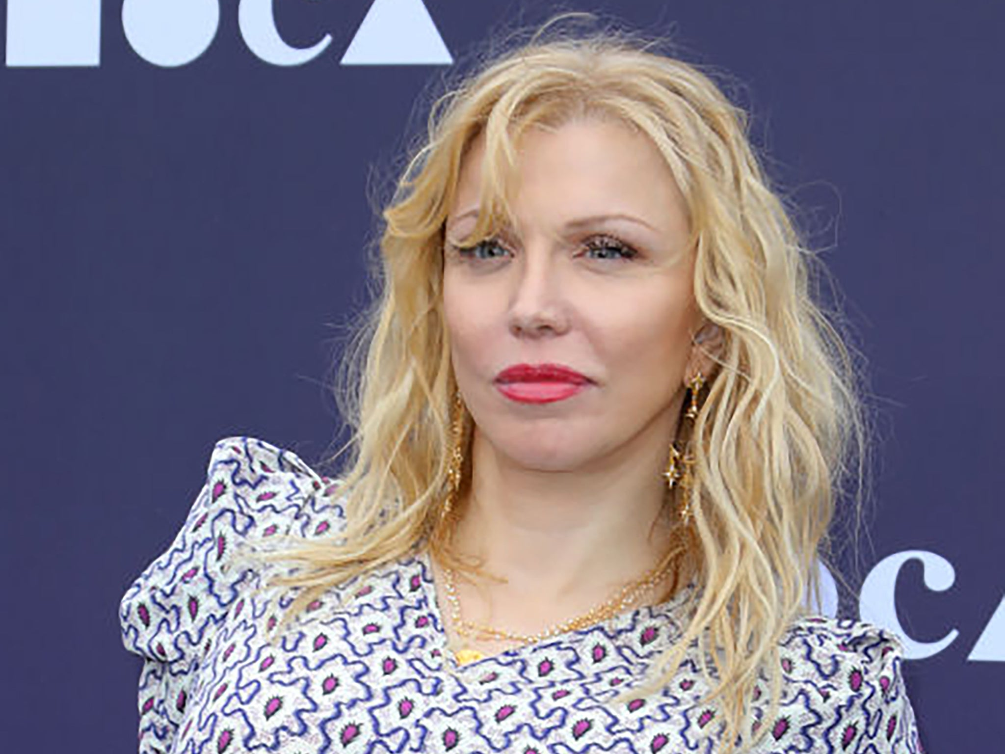 Courtney Love says she and 'wealthy friends' have had 'elitist' access to Covid tests for six months