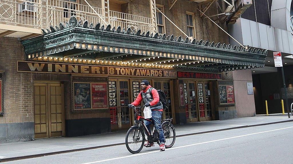 Stimulus Bill Provides $15 Billion For Broadway, Independent Performing Arts Venues Across Country – CBS New York