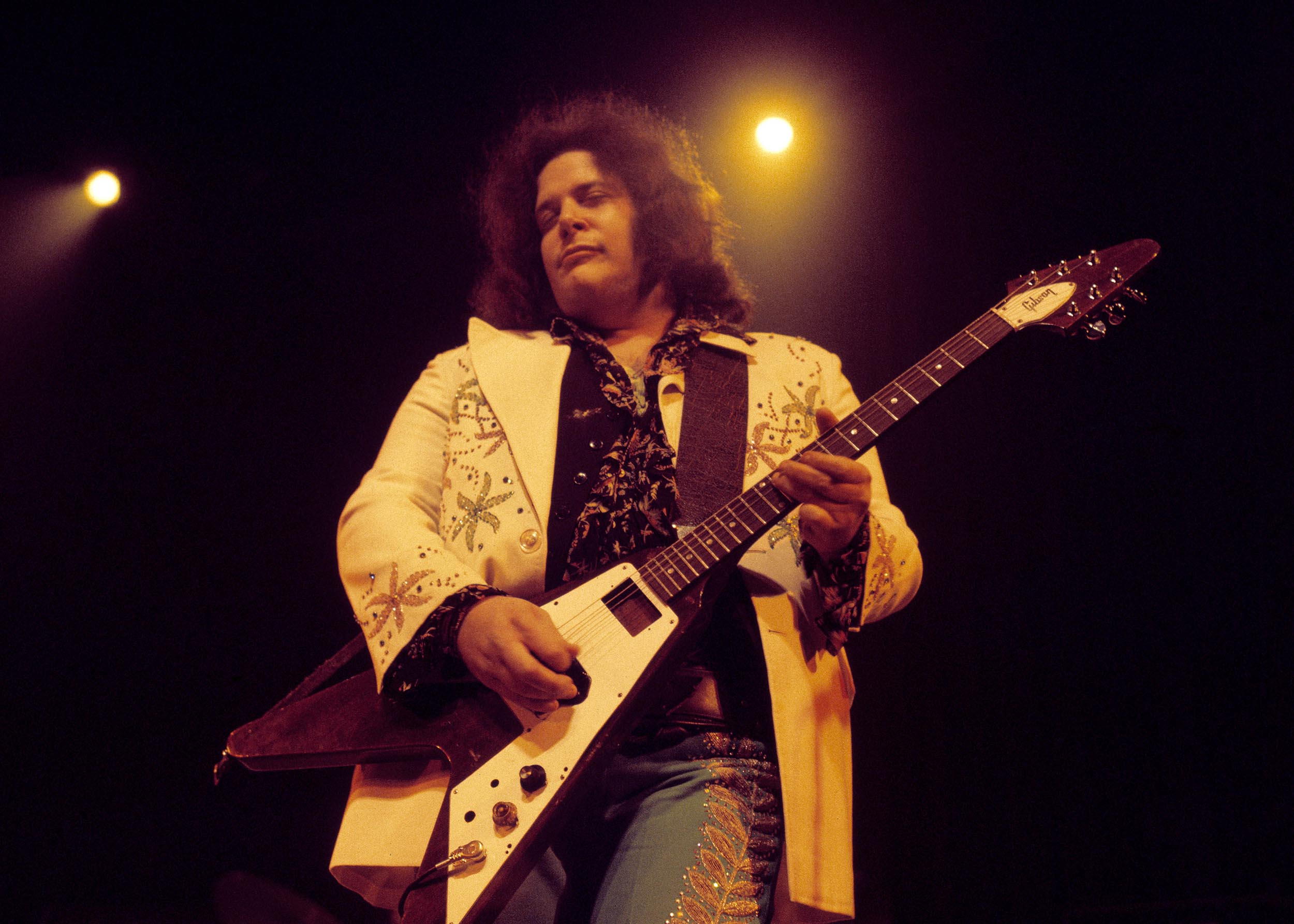 Mountain's Leslie West, Who Belted 'Mississippi Queen,' Dead at 75