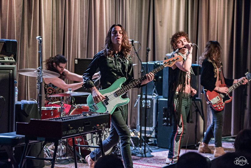 """Greta Van Fleet Returns with New Video for Riff-Filled Song """"Age of Machine"""""""
