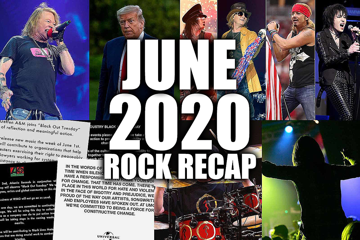 Rock Gets Political Over George Floyd and Trump