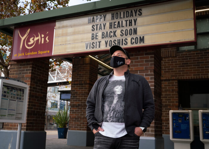 Yoshi's among growing list of Bay Area clubs seeking help as pandemic continues