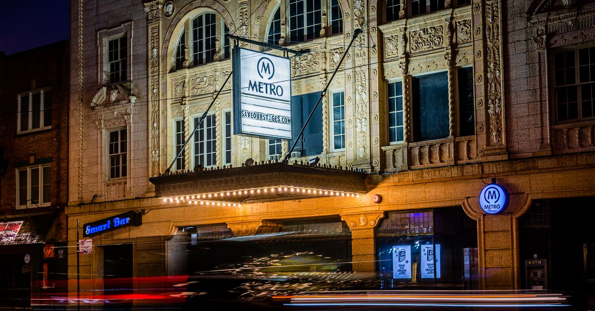 Chicago theaters, music stages welcome 'crucial' funding in COVID-19 bill