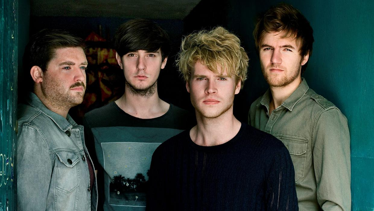 Kodaline have high hopes for music in new year