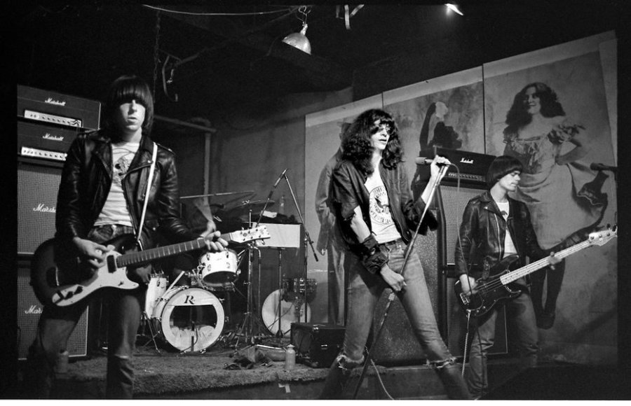 Revisit Ramones' New Year's Eve concert in London