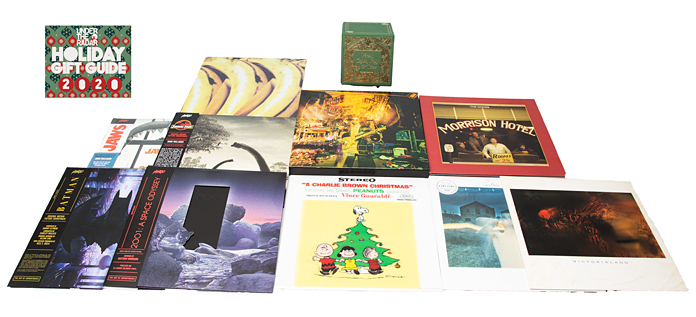 Under the Radar's 2020 Holiday Gift Guide Part 9: Music Reissues and Box Sets | Under the Radar