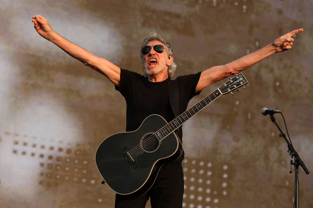 Roger Waters Continues To Fight Against Pink Floyds Association With Drugs
