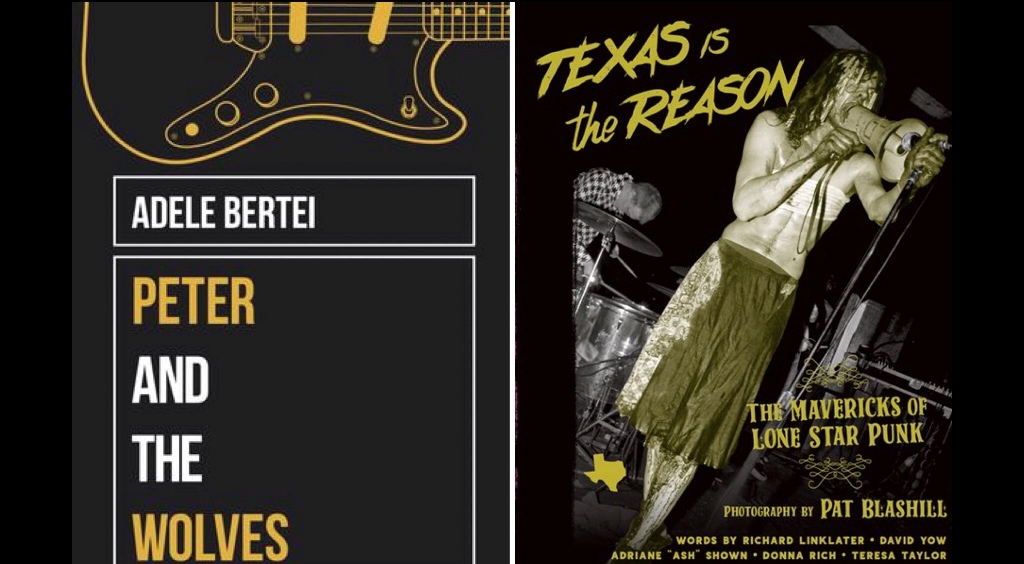 Great books about two very different underground music scenes