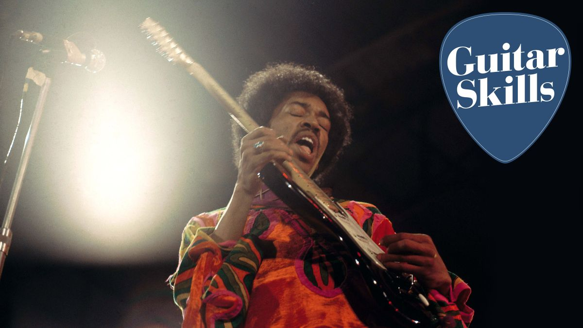 The ultimate Jimi Hendrix lead guitar lesson