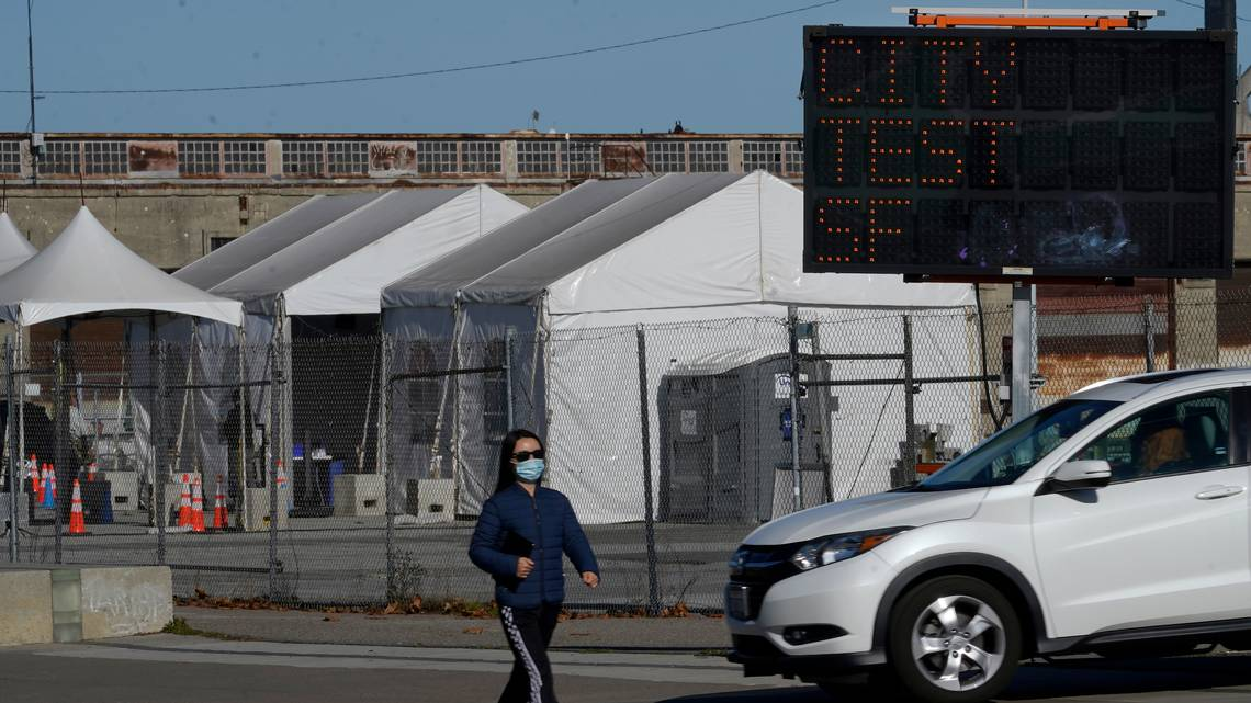 California to become 1st state to top 2 million virus cases