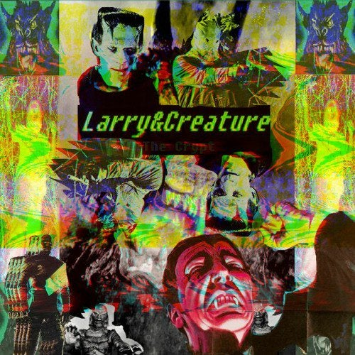 Where Did Frankensteins Brain Go ((THE CRYPT)) by Larry&Creature