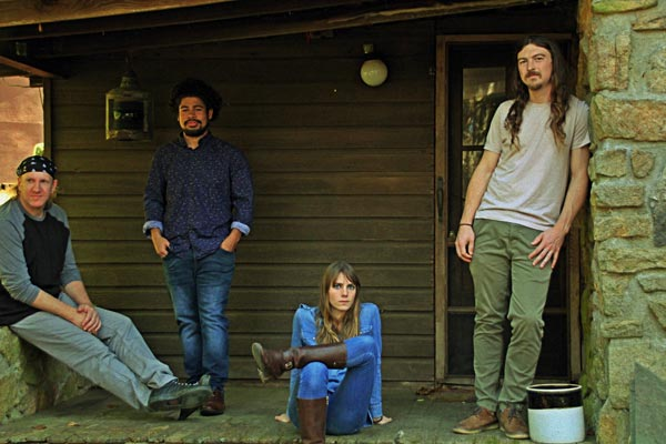 Makin Waves with The Outcrops: Band of the Year