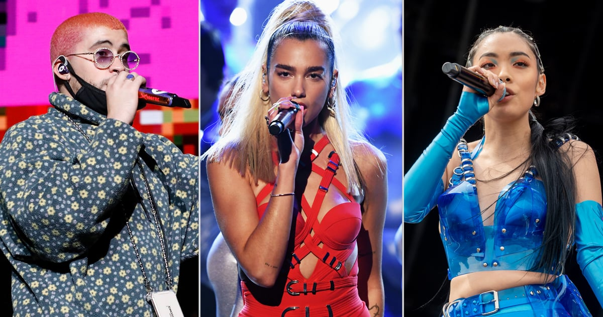 Music Mood Board: Songs to Play For the 2021 New Year