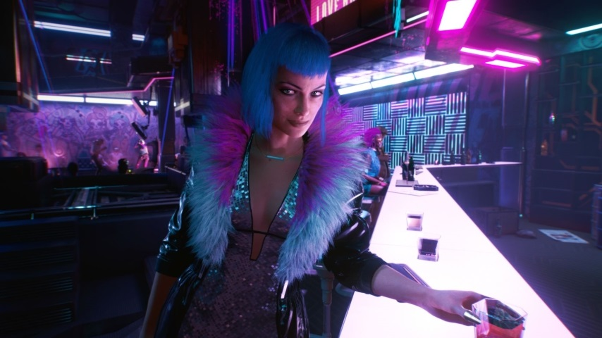 Cyberpunk 2077 Is the Game of the Year, in the Same Way that Hitler Was Time's Man of the Year