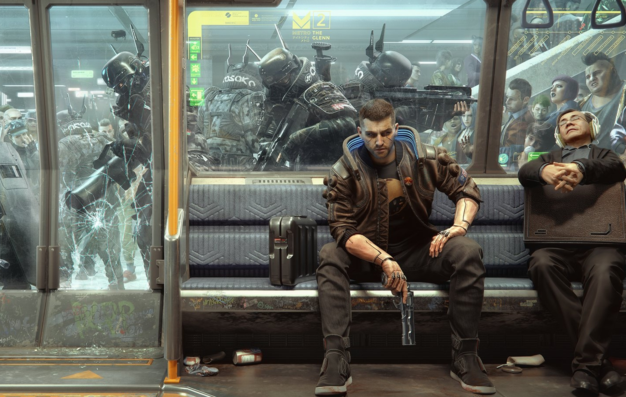 Microsoft extend refund policy to anyone who purchased 'Cyberpunk 2077'