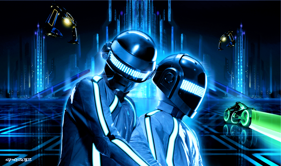 """Daft Punk Just Dropped The """"Complete Edition"""" Of TRON Soundtrack With 9 Extra Tracks"""