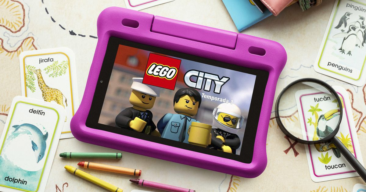 The best kids' tablets for 2021: Apple iPad, Amazon Fire and more compared