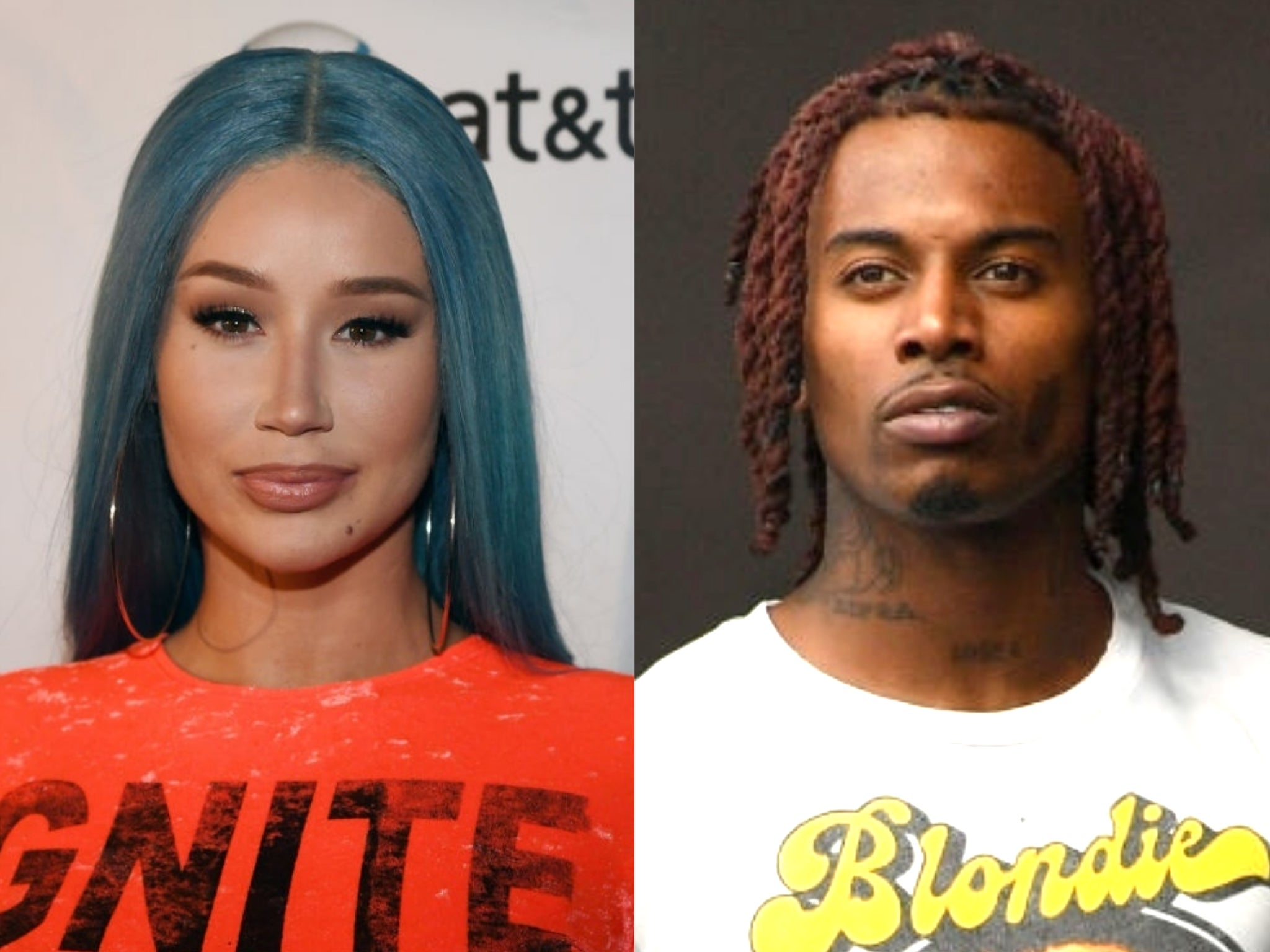 Iggy Azalea condemns Playboi Carti for 'missing Christmas with their son' to release album instead