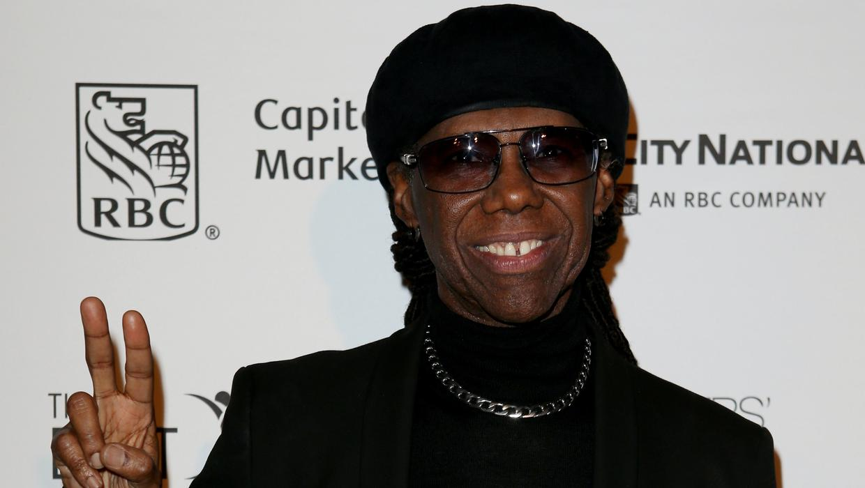 Nile Rodgers says he feels 'numb' following death of his mother
