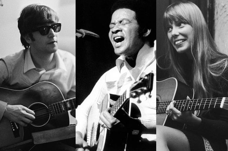 These 13 albums celebrate their 50th anniversary in 2021