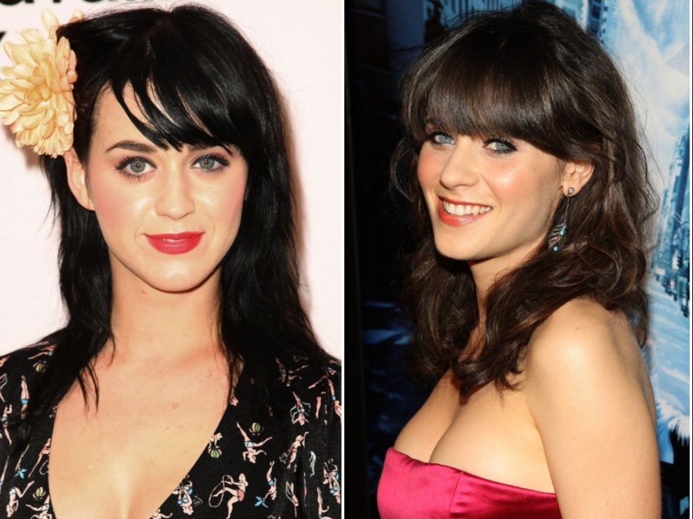 Katy Perry admits she used to pose as Zooey Deschanel to get into clubs