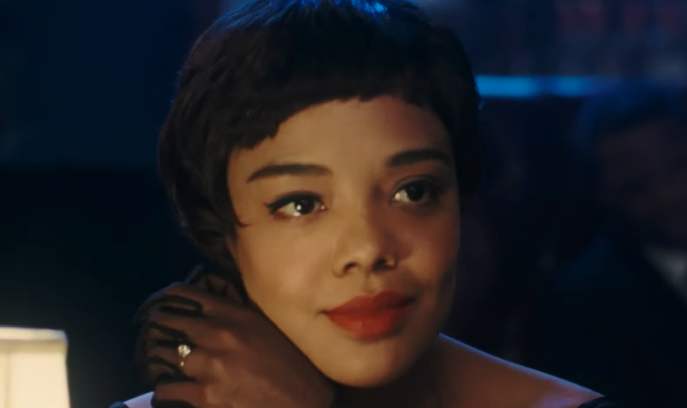 Sylvie's Love Review: Tessa Thompson Shines in a Jazzy 1950s Romance