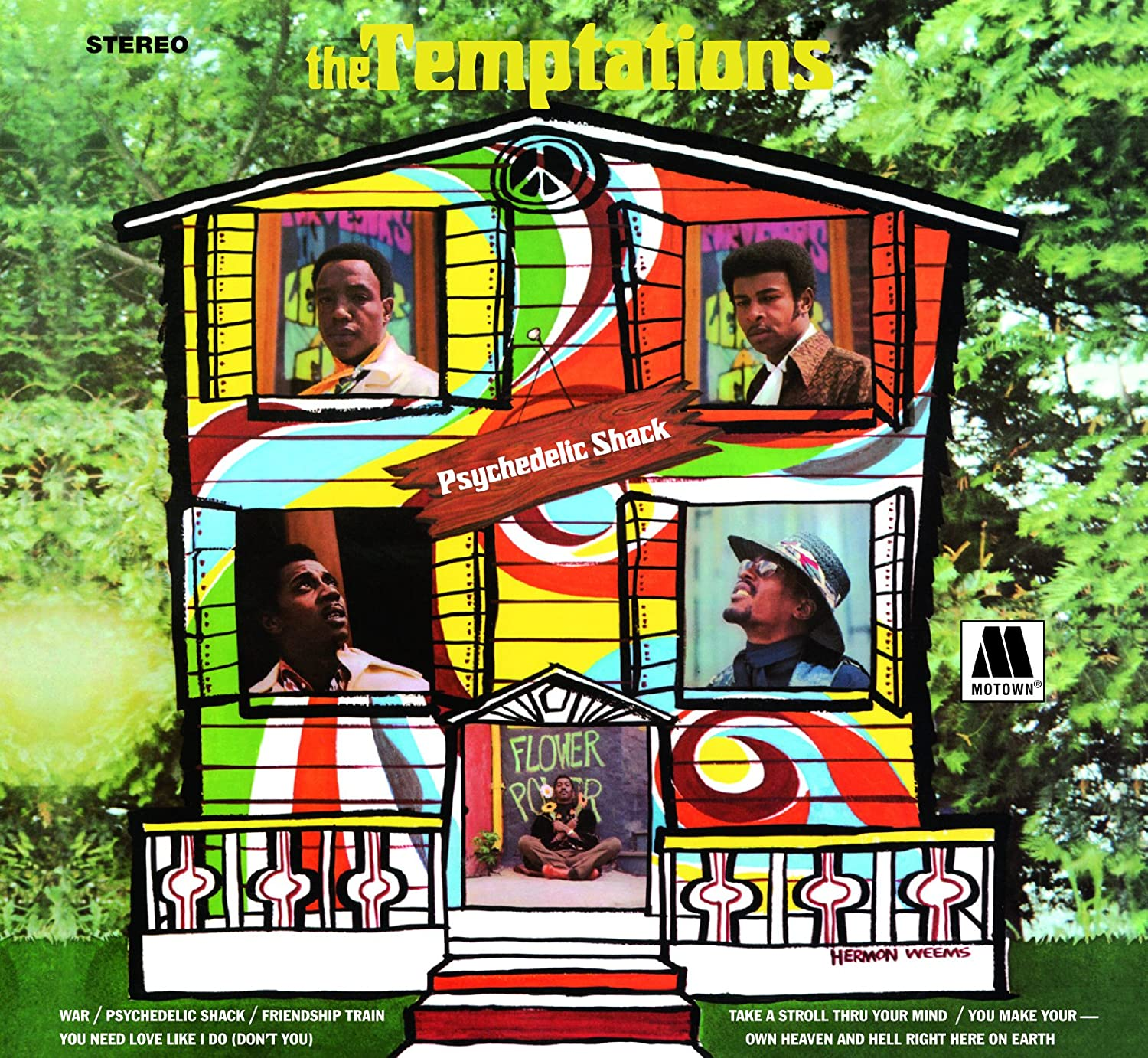 'Psychedelic Shack' by The Temptations • MUSICFESTNEWS