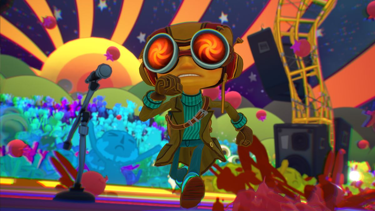 Head Trip: Double Fine takes our brains to another dimension in the psychedelic Psychonauts 2
