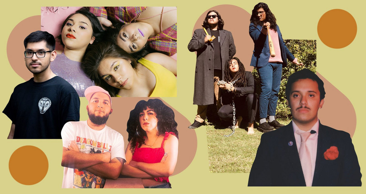 Ten Latinx Acts Shaping The Future of Dallas Independent Music