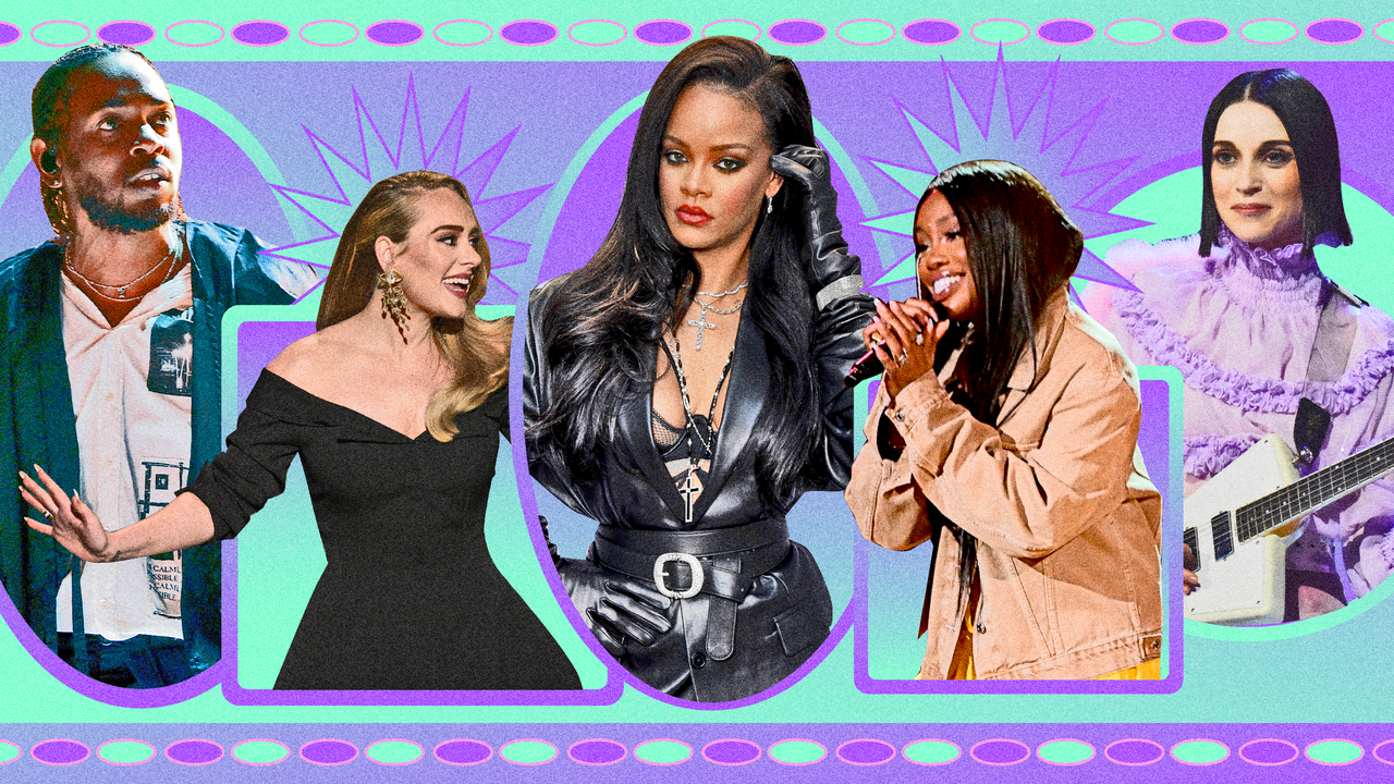 The 41 Most Anticipated Albums of 2021: Kendrick, Rihanna, Adele, and More