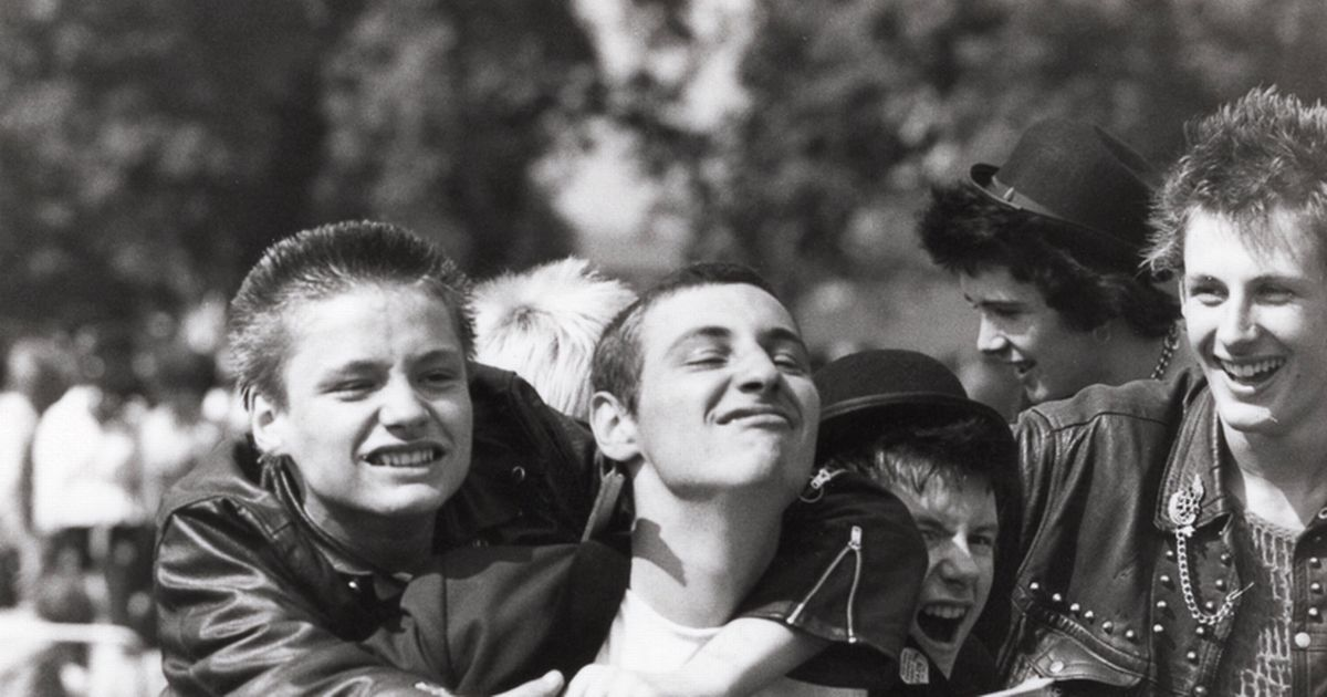 The unseen photographs from Rock Against Racism – the day Manchester's punks, reggae fans and skins stood together against the Far Right
