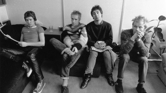 Danny Boyle to direct Sex Pistols limited series for FX