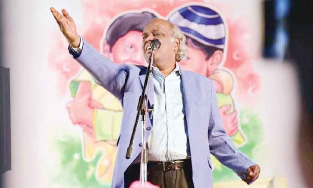 Indie musicians, painters pay tribute to poetry of Rahat Indori