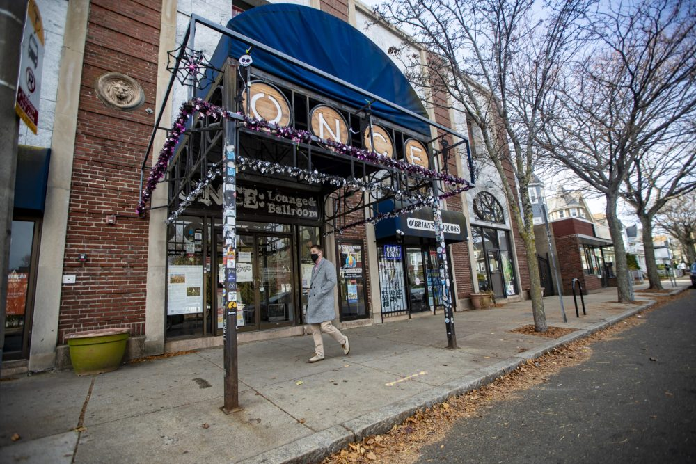 Somerville's ONCE Lounge And Ballroom Receives Funding