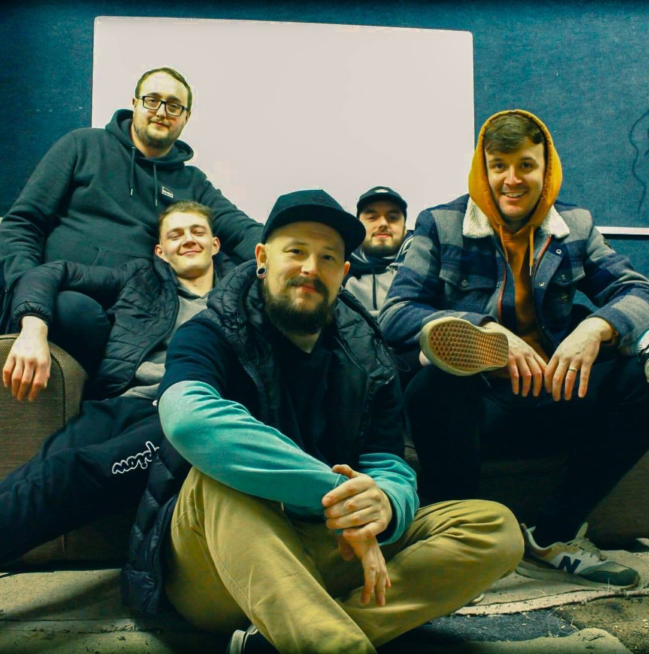 Carlisle band, From Here on Out, defy Covid to produce music