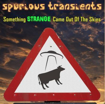 Gavin Lloyd Wilson's Spurious Transients LP tells of Broad Haven Triangle UFO sightings