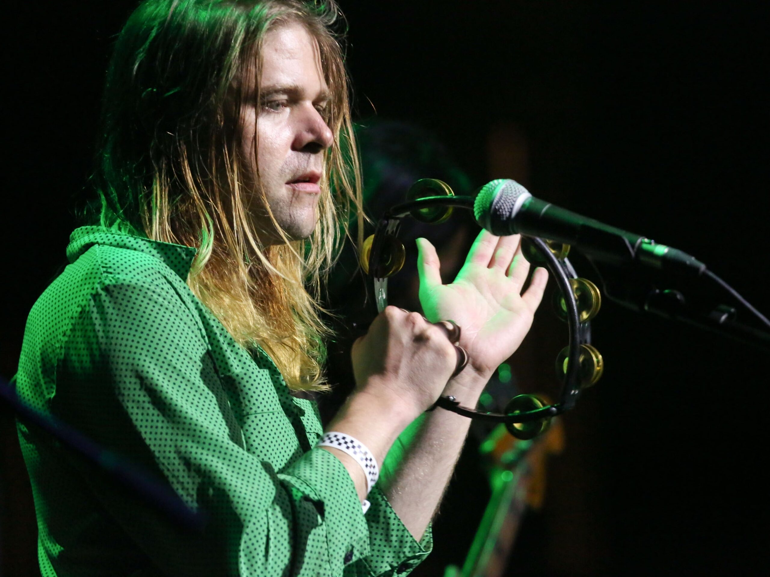 Indie musicians Ariel Pink and John Maus under fire for presence at Pro-Trump protest