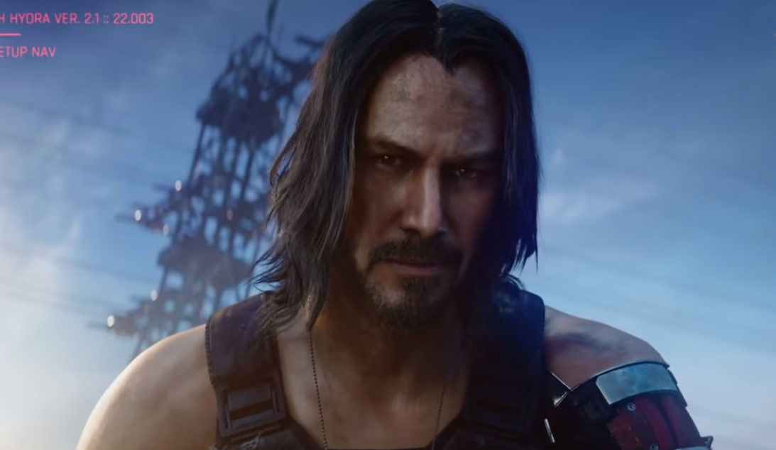 Cyberpunk 2077 Band Didn't Know Keanu Reeves Would Play Johnny Silverhand