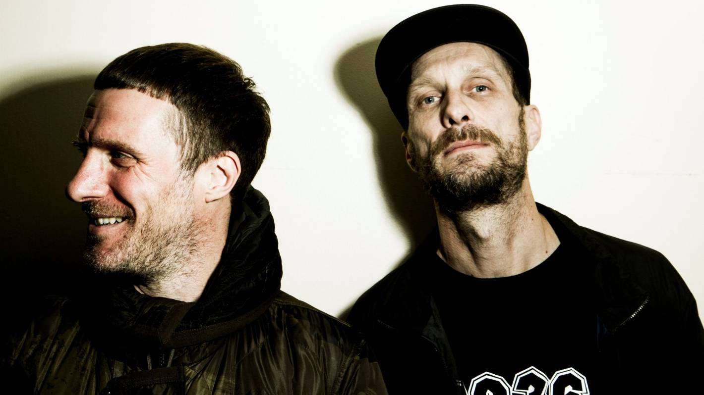 Sleaford Mods show again why they are iconic, important and impossible to ignore