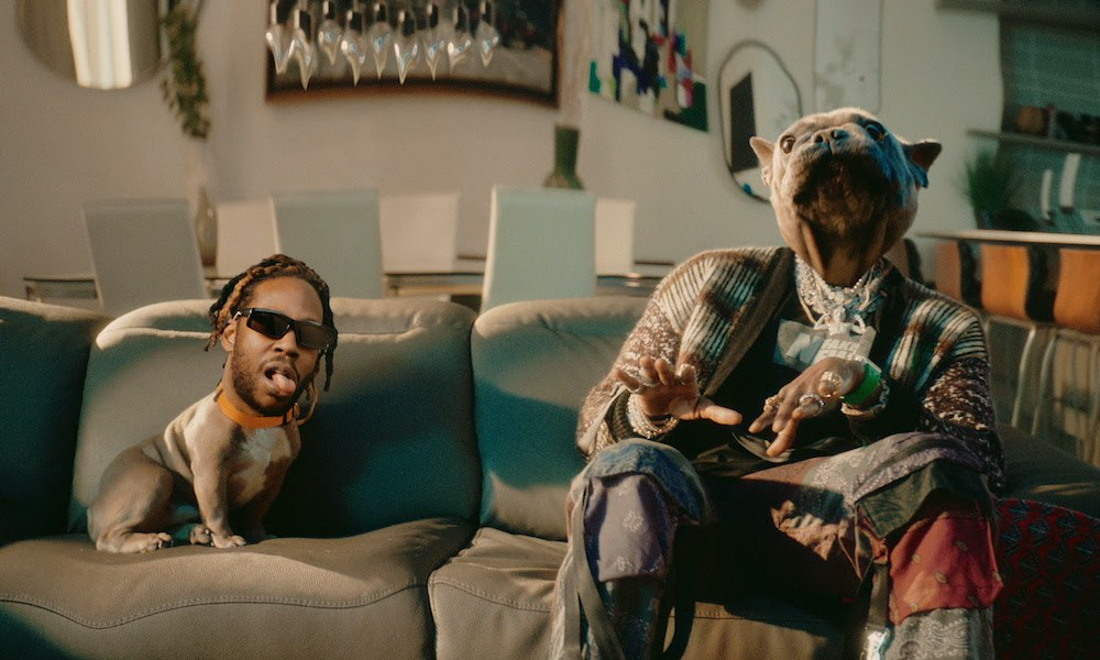 2 Chainz Goes On A Psychedelic Ride In 'Grey Area' Music Video
