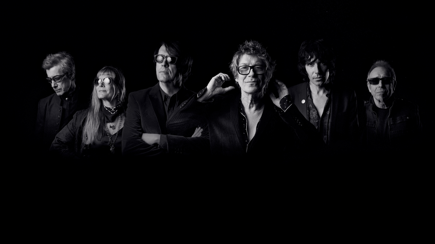 Psychedelic Furs' Richard Butler On New Album 'Made Of Rain' And '80s Nostalgia : NPR