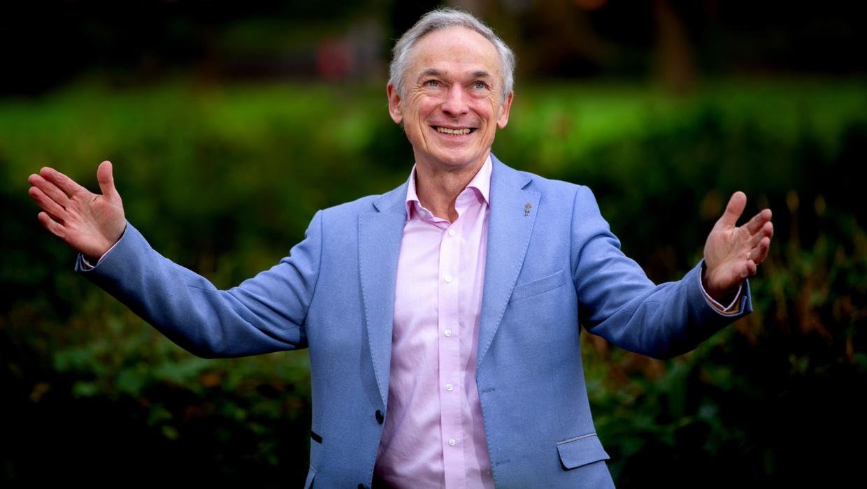 The Big Interview: 'Mr Nice Guy' Richard Bruton opens up about scones, swimming and music – and how politics is a noble cause